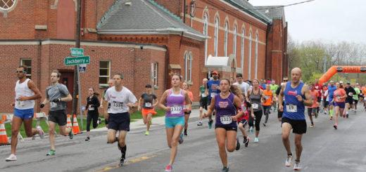 14 Ho;y Helpers Mathletes 5K Run - 1K Walk