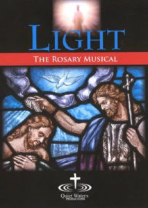 Quiet Water Rosary Musial - Light